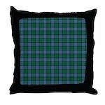 Tartan - Denholme Throw Pillow