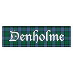 Tartan - Denholme Sticker (Bumper 50 pk)