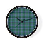 Tartan - Denholme Wall Clock