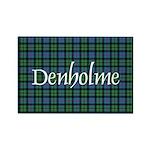 Tartan - Denholme Rectangle Magnet (100 pack)