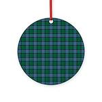 Tartan - Denholme Ornament (Round)