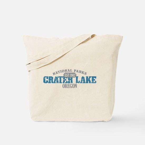 Crater Lake National Park OR Tote Bag