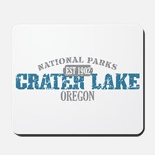 Crater Lake National Park OR Mousepad