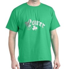 Power - Classic Irish T-Shirt