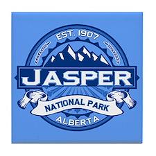 Jasper Cobalt Tile Coaster