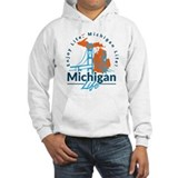 Mackinac bridge Hooded Sweatshirt