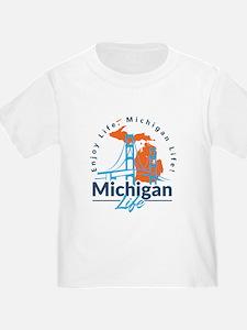 Michigan Life #28 T-Shirt