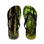 Fantasy Forest Flip Flop / Thongs