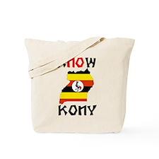 STOP KONY Tote Bag