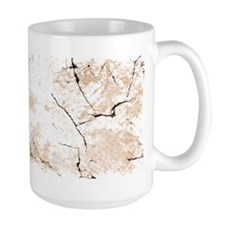 Dirty Cracked Mug