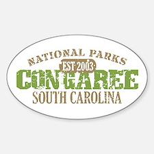 Congaree National Park SC Decal