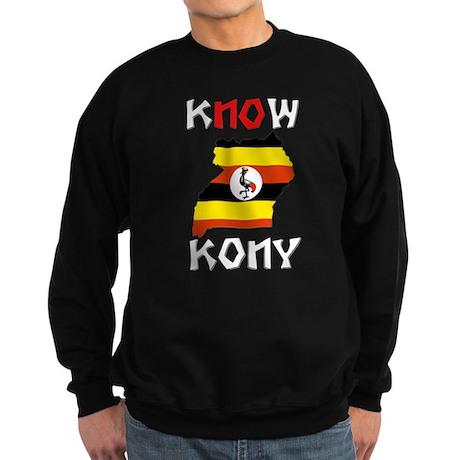 STOP KONY Sweatshirt (dark)