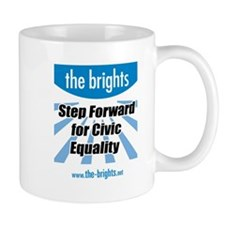 Step Forward Mug