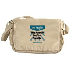 Step Forward Messenger Bag