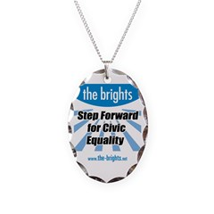 Step Forward Necklace