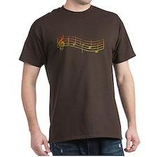 """FLAME """"Mockingjay Whistle"""" T-Shirt"""