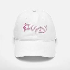 "Pink ""Rue's Whistle"" Baseball Baseball Cap"