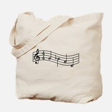 """Rue's Whistle"" Tote Bag"