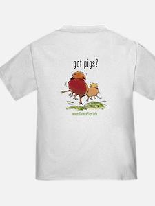 Got Pigs? T-Shirt