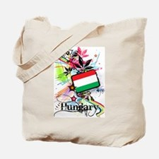 Flower Hungary Tote Bag