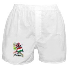 Flower Hungary Boxer Shorts