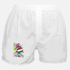 Flower Hungary Boxer Shorts