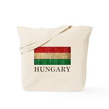 Vintage Hungary Tote Bag