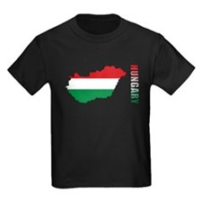 Map Of Hungary T