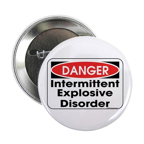 """Danger IED 2.25"""" Button (100 pack)"""