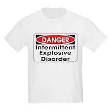 Danger IED Kids T-Shirt