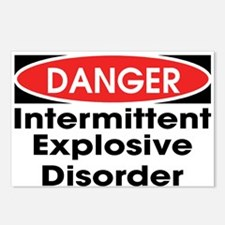 Danger IED Postcards (Package of 8)