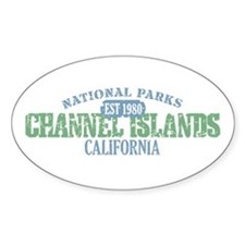 Channel Islands National Park Decal