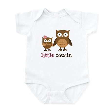Little Cousin - Mod Owl Infant Bodysuit