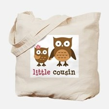 Little Cousin - Mod Owl Tote Bag