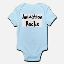 Animation Rocks Infant Creeper