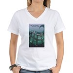 Undercurrents Women's V-Neck T-Shirt