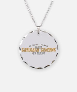 Carlsbad Caverns NM Necklace