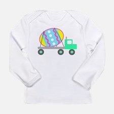 Easter Delivery for dark Long Sleeve T-Shirt