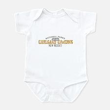 Carlsbad Caverns NM Infant Bodysuit
