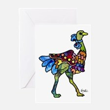 Circus March Greeting Card