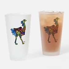 Circus March Drinking Glass