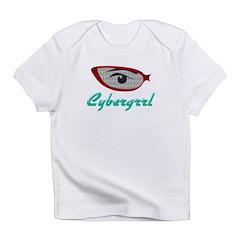 Cybergrrl Infant T-Shirt