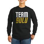 Team Sulu Long Sleeve Dark T-Shirt