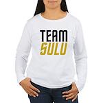 Team Sulu Women's Long Sleeve T-Shirt