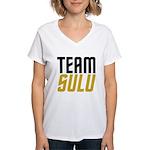 Team Sulu Women's V-Neck T-Shirt