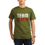 Team Scotty Organic Men's T-Shirt (dark)