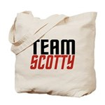 Team Scotty Tote Bag