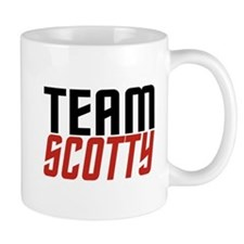 Team Scotty Mug