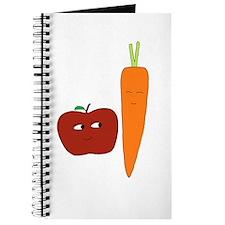 Apple-Carrot Duo Journal