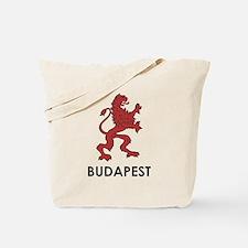 Budapest Lion Tote Bag